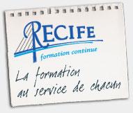 Logo Récif