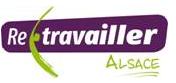 Logo Retravailler Alsace